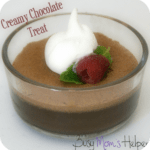 Creamy Chocolate Treat