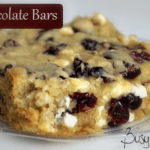 Cherry Chocolate Bars
