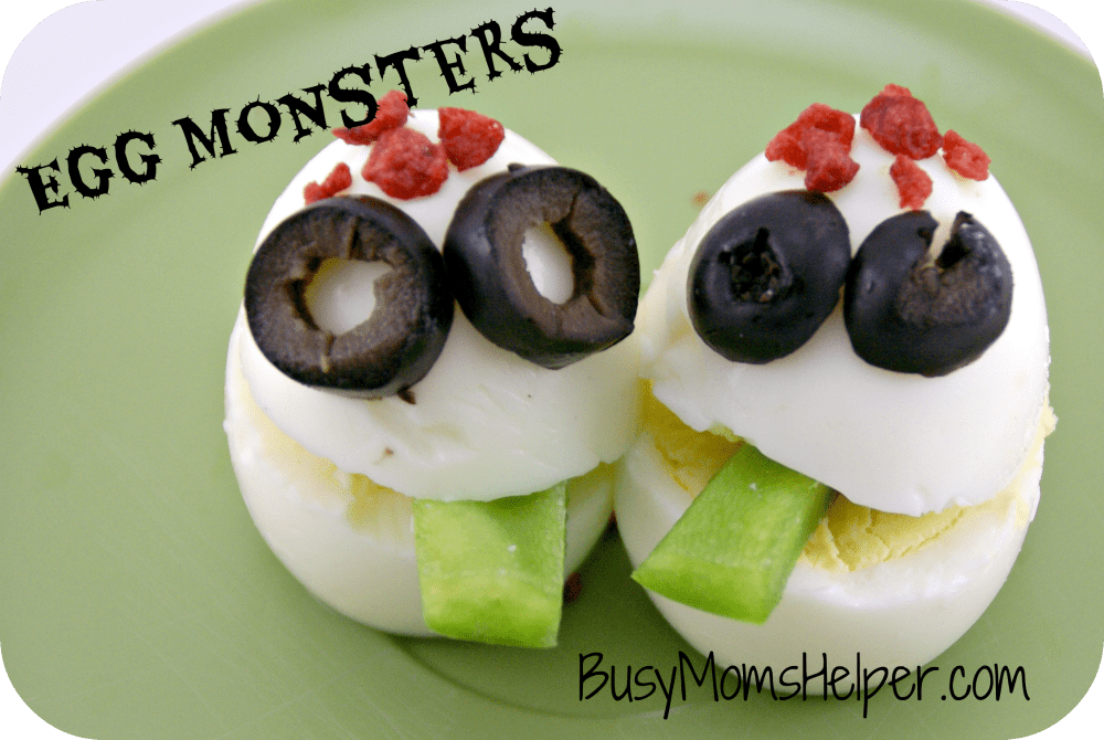 Egg Monsters / Busy Mom's Helper