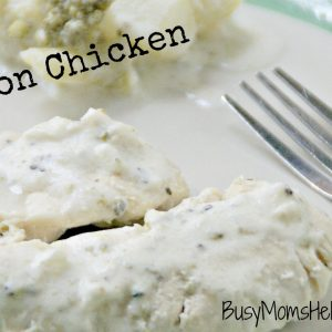 Lemon Chicken / Busy Mom's Helper