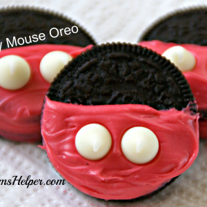 Mickey Mouse Oreo / Busy Mom's Helper
