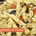 Pasta with Vegetables and Herbs