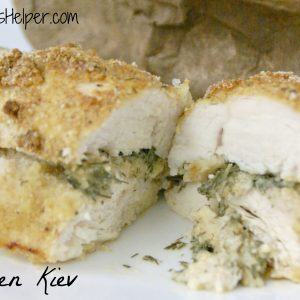 Chicken Kiev / Busy Mom's Helper