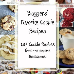 Bloggers' Favorite Cookies Round-up