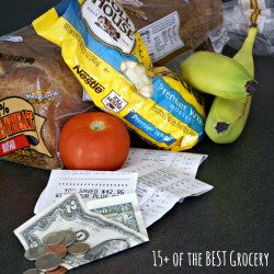 15+ of the BEST Grocery Budgeting Tips EVER / Busy Mom's Helper