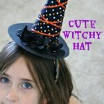 Cute Witchy Hat
