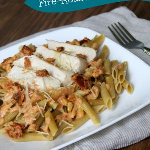 Fire-Roasted Fall Pasta