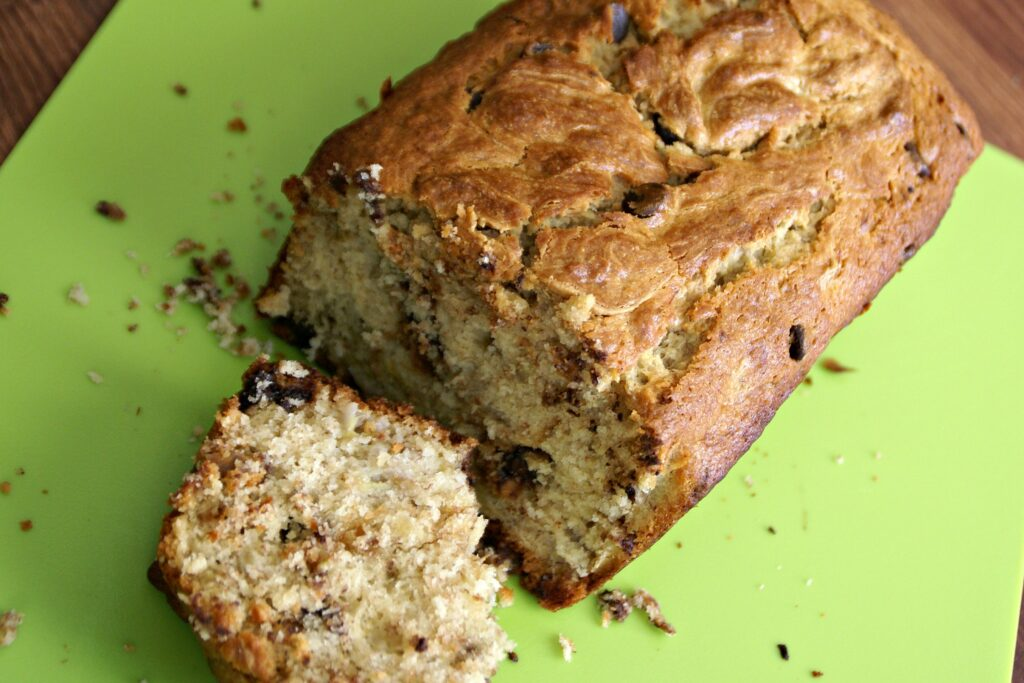 Peanut Butter Banana Bread - Busy Moms Helper
