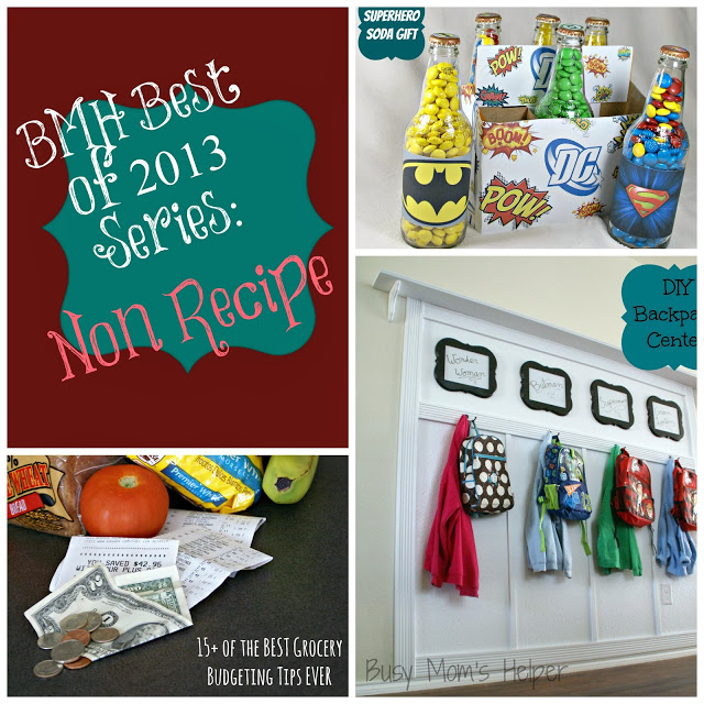 Best of 2013 Series: Non-Recipe / Busy Mom's Helper