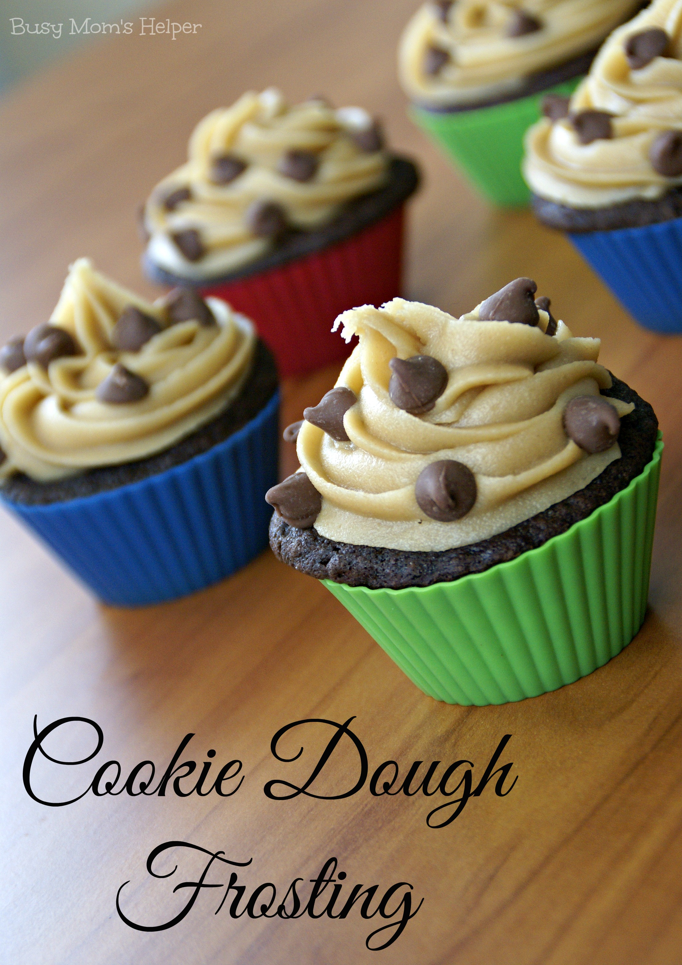 cookie dough icing