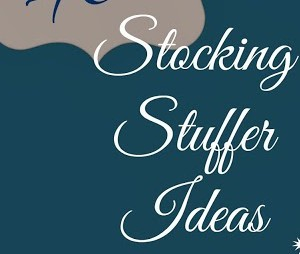 Over 400 Stocking Stuffer Ideas