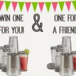 Win a Rocket Blender for You & a Friend!