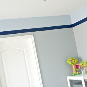 Paint and Vinyl: Make Stripes without the Stress
