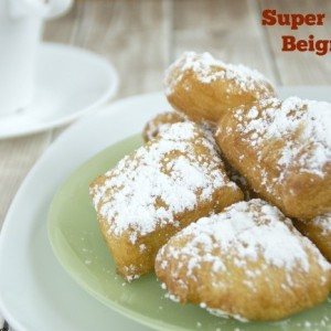 Super Quick Beignets