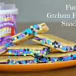 We Have a Winner, plus Fun Graham Frosting Snack Idea