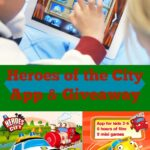 Heroes of the City App & Giveaway!