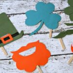 Free Printable St. Patties Day Photo Props