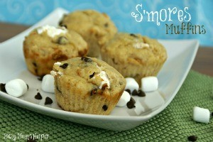 Smores Muffins