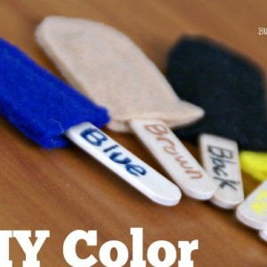 DIY Color Games