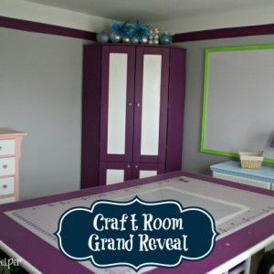 Craft Room Grand Reveal