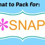 What to Pack for SNAP! Or Other Blogger Conferences