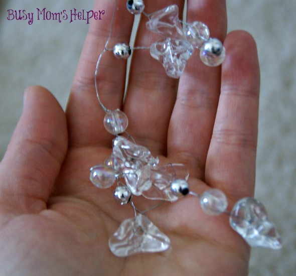 Elsa Frozen Chandelier / by www.BusyMomsHelper.com #Frozen #Elsa #DIY