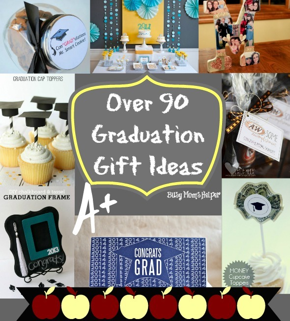 90 graduation gift ideas busy moms helper over 90 graduation gift ideas by busymomshelper graduation gifts negle Gallery