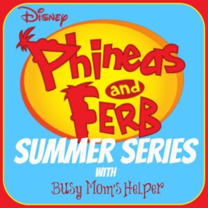 Phineas & Ferb Summer Series: Intro