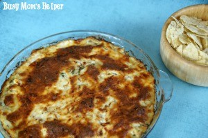 Cheesy Cauliflower Dip