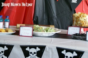 Pirate Party: Part Two