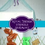 Royal Design Stencils Giveaway