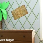 Pirate Bedroom: Royal Design Stencils Review