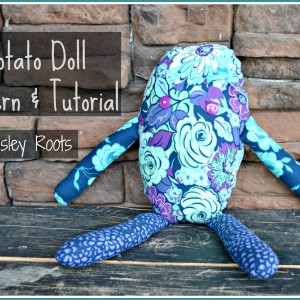 Potato Doll Pattern and Tutorial
