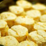 Cheese Biscuits and Free Menu Planner Printable