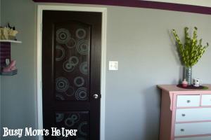 Door Makeover with Modern Masters plus a Giveaway!