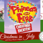 Phineas and Ferb Christmas in July