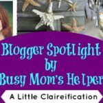 Spotlight: A Little Claireification