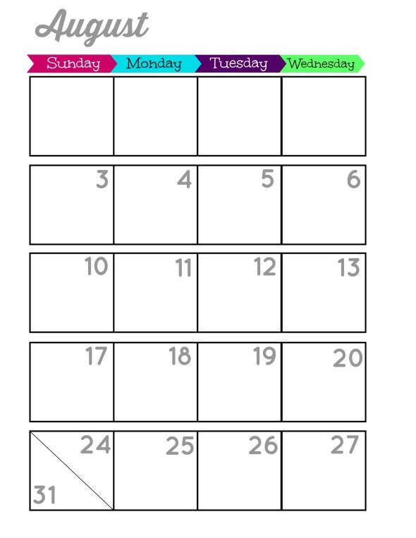Printable 2015 Planner / by Busy Mom's Helper #2015planner #calendar ...