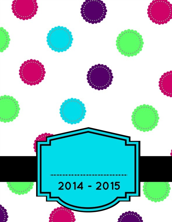 Free Printable 2015 Planner / by Busy Mom's Helper #2015planner #calendar #freeprintable