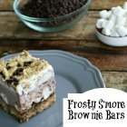 Frosty S'more Brownie Bars / by Busy Mom's Helper #smores #frozentreat #brownie
