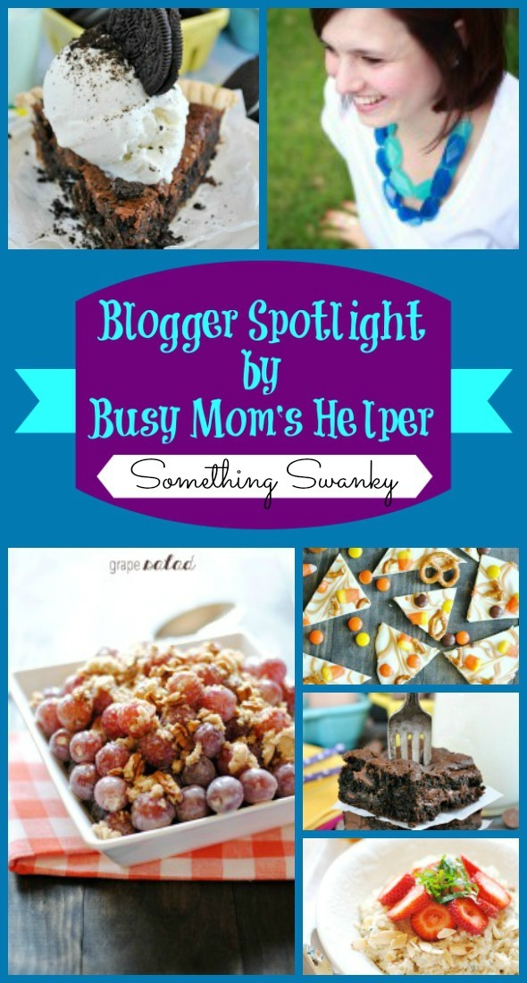 Blogger Spotlight: Something Swanky / by Busy Mom's Helper #favoritebloggers #recipes