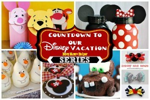 Disney Vacation Countdown Series Kick-off / by Busy Mom's Helper #Disneyland #Roundup #Disneyland #Vacation