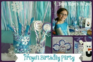 Frozen Birthday Party / by Busy Mom's Helpe