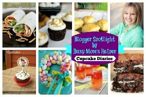 Blogger Spotlight: Cupcake Diaries