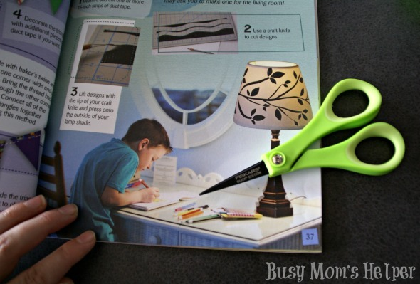Crafting with Tape Without the Sticky Hassle / by Busy Mom's Helper #Shop #Fiskars #DuctTape