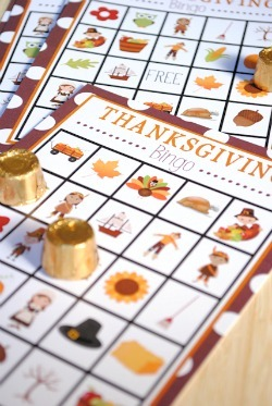 Ultimate Thanksgiving Printable List to Save Your Holiday / Busy Mom's Helper for ThirtyHandmadeDays.com #Thanksgiving #Printables
