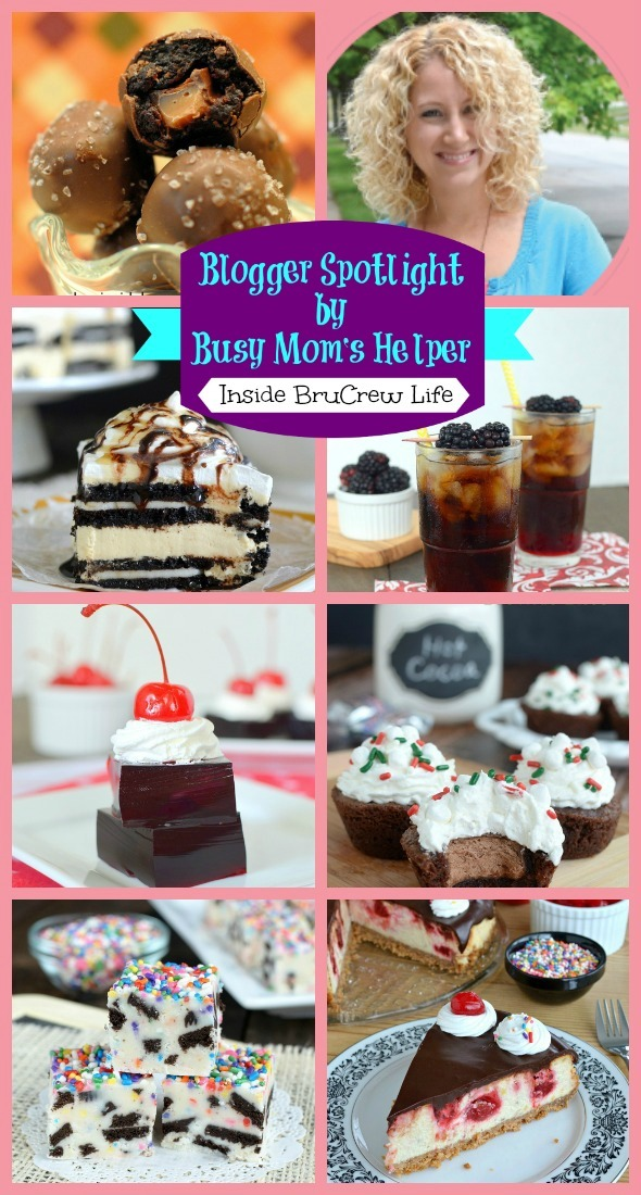 Blogger Spotlight: Inside BruCrew Life / by Busy Mom's Helper #favoritebloggers #recipes #desserts