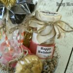 Budget Saving Giving: Festive Goodie Basket