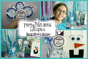 Party fun with Lollipics