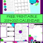 More Pages for our Printable 2015 Planner